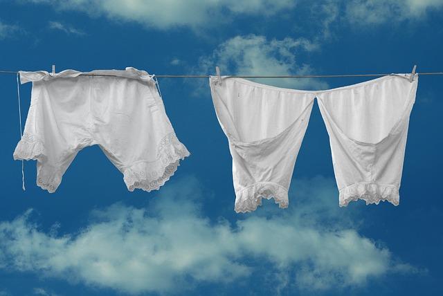 wäsche aufhängen trocknen tipps
