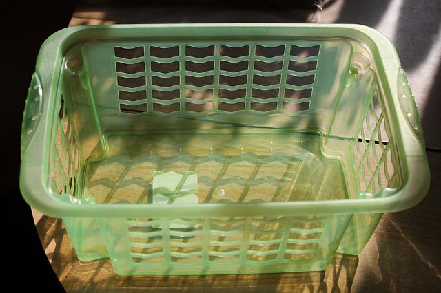 Wäschesammler plastik