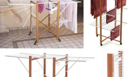 Arredamenti Wäscheständer: Was können die Designer?