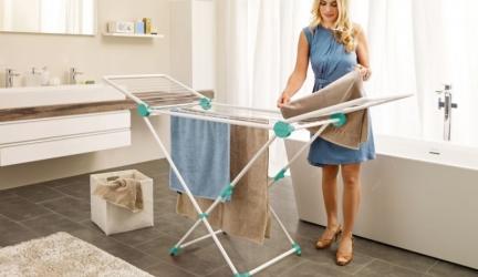 Bester Wäscheständer: Artweger gewinnt überraschend
