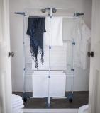 Dieser Gimi Wäscheständer verlangt wenig, gibt aber viel
