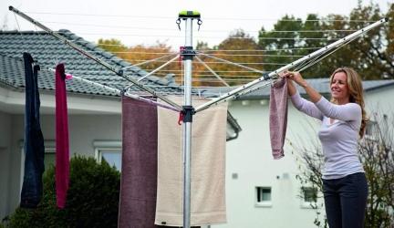 """Vileda Air Protect: Wäschespinne bietet viel, hat aber ein """"ABER"""""""