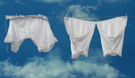 Wäsche RICHTIG aufhängen👚 So trocknen Sie im Nu